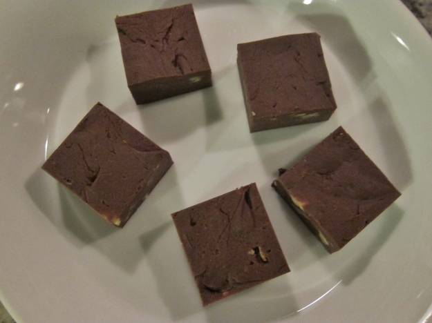 Chocolate-Avocado Fudge | Vegan Chronicle